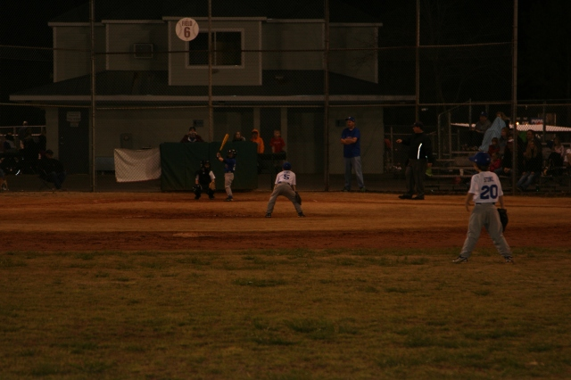 Playing a little pitcher